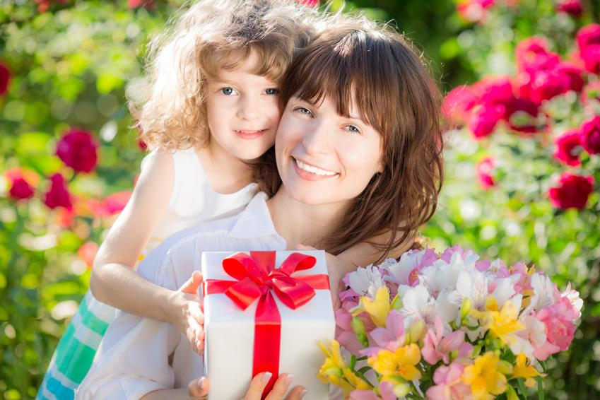 Die 10 Geschenkideen zum Muttertag 2016