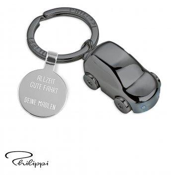 Philippi Schlüsselanhänger Cruiser mit Gravur