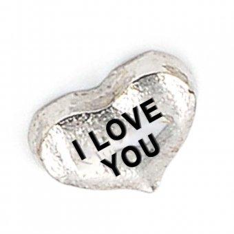 Herz Stein Love für Mammikette