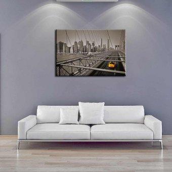 Fotoleinwand mit bedruckten Foto in 40x60 cm Format