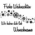 schneeflocke-motiv