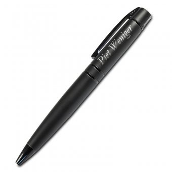 Kugelschreiber Deluxe 2.0 mit individueller Gravur