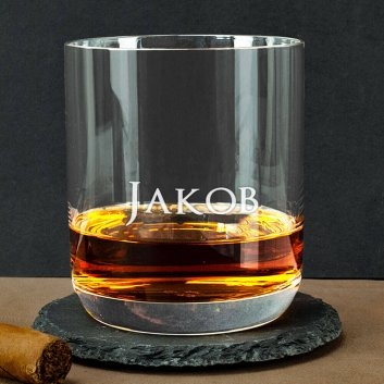 Whisky Tumbler mit Namen