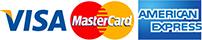 Zahlungsart Kreditkarte