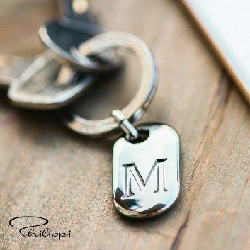 Philippi Accessoires Taschenanhänger My-Character mit Buchstaben