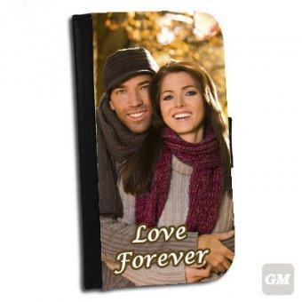 Flip Case für iPhone 4/4s mit einem Foto von einem Ehepaar